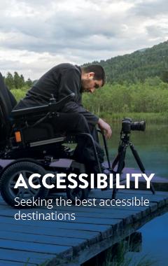 accesible destinations