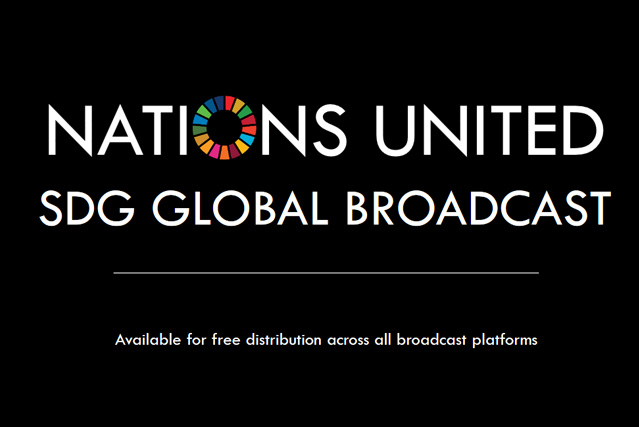 NATIONS UNITED - SDG GLOBAL BROADCAST