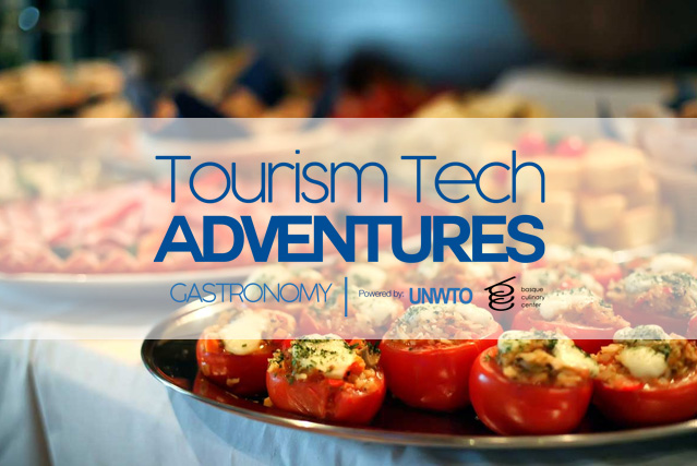 2nd UNWTO Gastronomy Tourism Startup Competition
