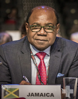 Member States Back Jamaican Call to Support Crisis-Hit Countries