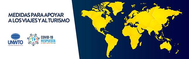 Cartografiar la respuesta mundial a la COVID-19