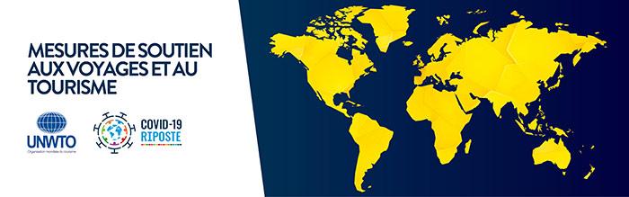 Cartographie de l'action menée face à la COVID-19 dans le monde