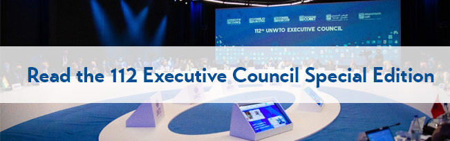 Read the 112 Executive council special edition
