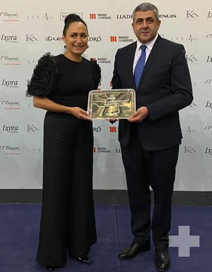 Chilean Pilar Rodriguez
