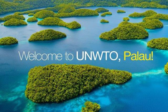 Welcome to UNWTO, Palau!