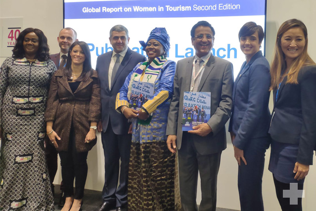 Tourism Leading Other Global Sectors in Advancing Gender Equality, New Report Shows