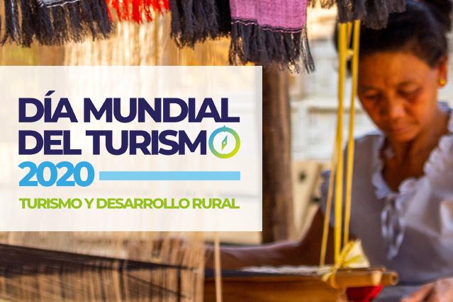 Día Mundial del Turismo 2020 - Turismo y desarrollo rural
